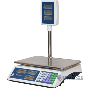 Весы торговые Мехэлектрон ВР4900-01 (30/5; 330х230)