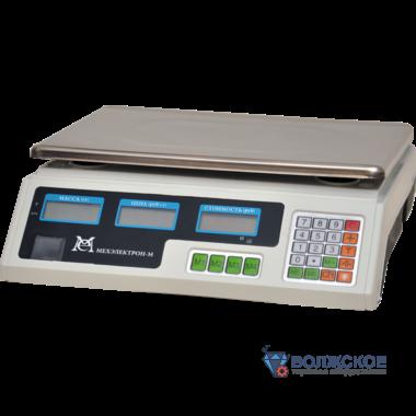 Весы торговые Мехэлектрон ВР4900-06 (15/2; 340х230)