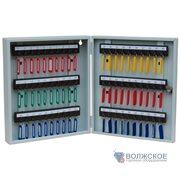 Шкаф для ключей КЛ-60 400х350х75мм
